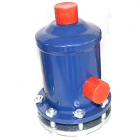 Buy cheap Liquid Line Replaceable Core Filter Drier Shell with Molded Porous Desiccant from wholesalers