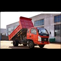 Buy cheap 6 Wheeler Small Cargo Truck , 4x2 5 Tons Light Tipper Truck Dongfeng Brand from wholesalers