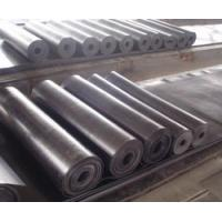 Abrasion Resistance SBR Industrial Rubber Sheet 2-12Mpa Tensile Strength Manufactures