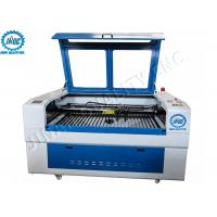 Dual Head Laser Cutting Engraving Machine Cutter Engraver With CO2 Laser Source Manufactures