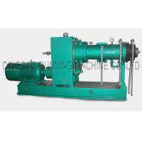 Electric Rubber Hot Feed Extruder 7.5kw Motor Power ISO / CE Certification Manufactures