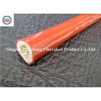 Fire Sleeve ( Silicone Coatted Fiberglass Braided Sleeve) Manufactures