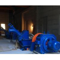 Buy cheap Single Nozzle Small Pelton Turbine Hydro Electric Generators 250kW from wholesalers