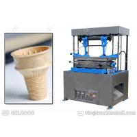 GELGOOG Ice Cream Cone Machine Electric Non Stick Mold With Teflon Coating Manufactures