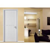 Low Noise PVC Interior Doors Complete Set Max Height 2350mm Fir Wood Skeleton Manufactures