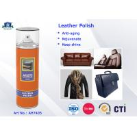 400ml Safe Household Cleaners Leather Polish with Penetrate Ability and Weather Resistance Manufactures
