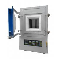 China Fast Heating Dental Sintering Oven , MoSi2 Heater High Temperature Box Furnace on sale
