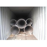 ASTM A335 P91 Seamless Alloy Steel Pipe High Pressure Boiler tube 1422 * 140mm size Manufactures