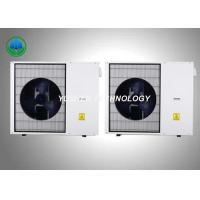 Stable Heat Pump Radiators , 2 HP Heat Pump Heating And Cooling Low Noise Manufactures