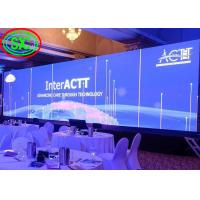 China SMD 2121 Indoor Led Display , 3.91mm Led Billboard Video Wall With High Refresh Rate on sale