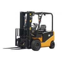 Electric ECB Industrial Forklift Truck / 3 ton 4 wheel forklift Manufactures