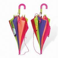 China Kid Umbrellas with Metal Shaft and Ribs on sale