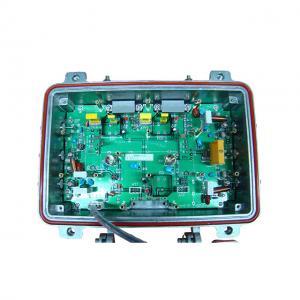 China Compact CATV Line Extender Amplifier / CATV distribution amplifier CE approval on sale