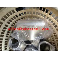 TOBO STEEL Group ASTM A403 WP316L stainless steel tee Manufactures