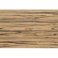 High Glossy Laminated Melamine Faced MDF Board For Flooring / Furniture Manufactures