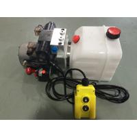 Quality 210 Bar Small Hydraulic Power Packs 12V / Compact Hydraulic Power Pack for sale