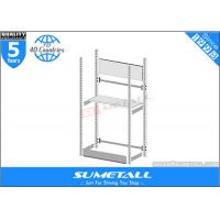 Heavy Duty Commercial Display Shelves For Supermarket / Retail Stores Manufactures