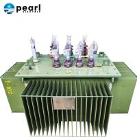 Quality High Efficiency Low Voltage Transformer / Amorphous Alloy Transformer for sale
