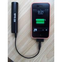 2600mah new power bank with led light Manufactures