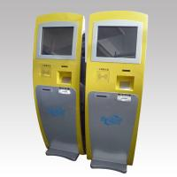 Free Standing Kiosk Atm Machine , Self Service Banking Kiosk Easy Operation Manufactures