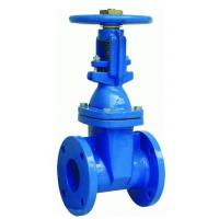 Quality cast iron flange gate valve for sale