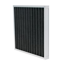 China Activated carbon air filter deodorizer filter for eliminate peculiar smell on sale