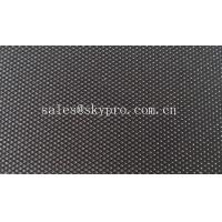 Quality high quality treadmill belts , black color and diamond or golf pattern on top for sale
