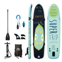 370*87*15cm Stand Up Paddle Board Inflatable Surfing board including Oar ,Pump ,Carrybag ,Repair Patch Manufactures