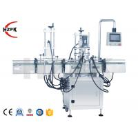 Automatic Plastic Bottle Capping Sealing Machine For Pet Perfume Glass Linear Screw Cap Manufactures