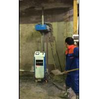 2019 Intelligent Touchscreen Plastering Machine / Portable Construction Machinery Cement Mortar Rendering Machine Manufactures