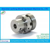 JF184 CNC Aircraft Parts Turned Machined 100% Full Inspection Quality Control Manufactures