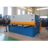 Modern Design Hydraulic Shearing Machine Backgauge Retraction Feature QC11Y-6x2500 Manufactures