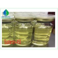 China Injectable Finished Liquid Oil Base Testosterone Sustanon 450mg/ml for Muscle Growth on sale