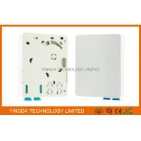 Single Mode Fiber Optic Cable Junction Box In FTTH PON Network For Fiber Termination Manufactures