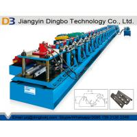 7.5KW Hydraulic Punching Highway Guardrail Forming Machine For Professional Construction Manufactures