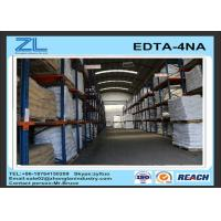 CAS No. 64-02-8 EDTA 4NA EDTA Tetrasodium Salt at 219mg CaCO3/g of EDTA Chelator Manufactures