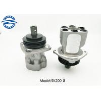 sk200-8 Joystick Assembly Pilot Operated Kobelco Solenoid Valve For Earth Moving Machinery Manufactures