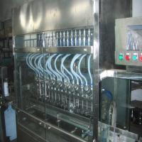 Sunflower Oil Filling Machine From Shanghai Manufactures