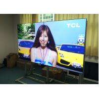 China 4 Screen Floor Standing Samsung LCD Video Wall 40 inch With Auto Temperature Controller on sale