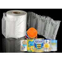 Fill Plastic Wrap Inflatable Air Cushion Bubbles Plastic Packaging Bags Roll For Wine Bottles Manufactures
