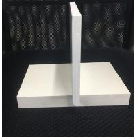 Off White Color Closed Cell PVC Foam Board As Building Material Moisture Resistance Manufactures