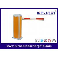 China Electric Boom Barrier Gate Heavy Duty With Car Parking Management System on sale