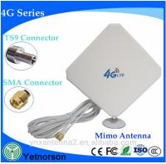 Best selling long range 4g antenna 2600-2800mhz 4g lte antenna external 4G