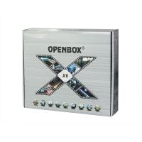 Openbox X6 DVB S2 HD Set Top Box with DLNA / 2 USB / LAN / YPbPr / Google Maps Manufactures
