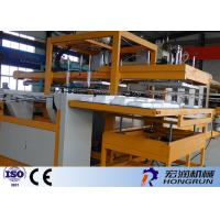 Double Screw Foam Sheet Making Machine For Food Containers High Output Manufactures