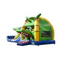 High Strength Kids Inflatable Jumping Castle , Indoor Inflatable Bouncy Castle Manufactures
