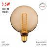 Buy cheap G125 Bulb, Deco Bulb, E27 LED Bulb, Fashionable Glass Bulb, Energy Saving Lamp from wholesalers