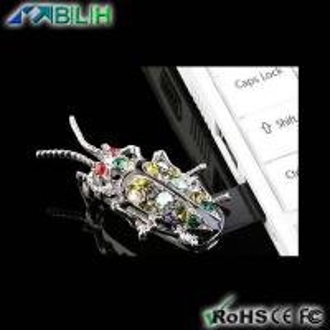 China OEM Jewelry USB Pen Drive (BLH-CS003) on sale