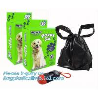 eco pet waste bag ,private label biodegradable dog poop bags with EPI technology, Pet Waste Bags Biodegradable Dog Poop Manufactures