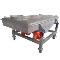 Good quality 1-5 Layers Medicine  Industry linear vibrating screen/ linear vibrating separator Manufactures